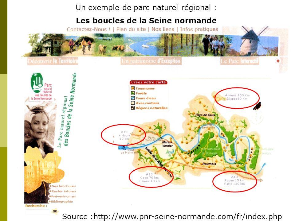 Les boucles de la Seine normande