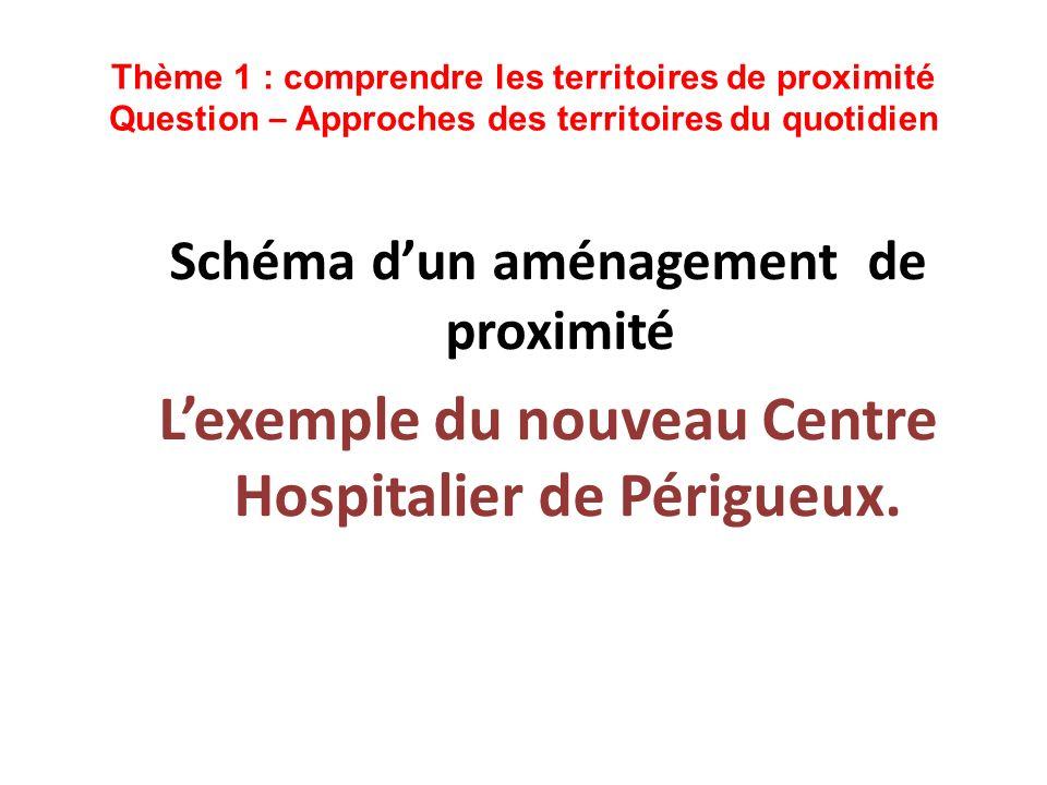 L'exemple du nouveau Centre Hospitalier de Périgueux.