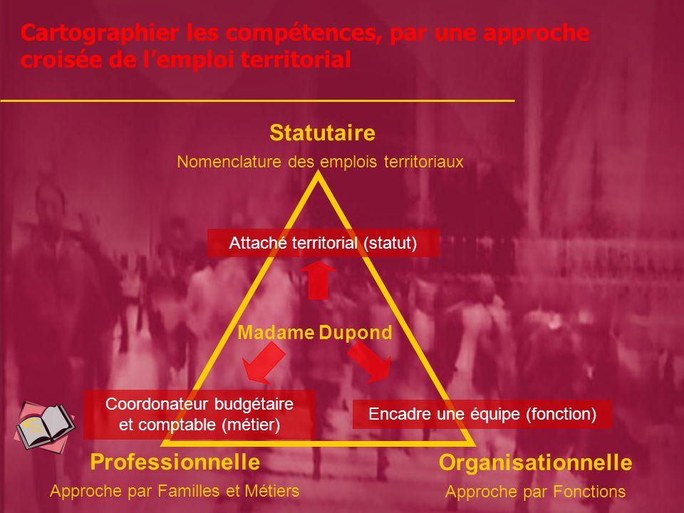 Professionnelle Organisationnelle