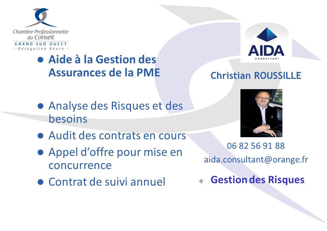 Aide à la Gestion des Assurances de la PME