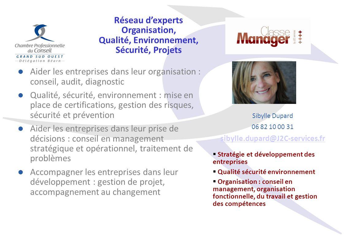 Qualité, Environnement, Sécurité, Projets