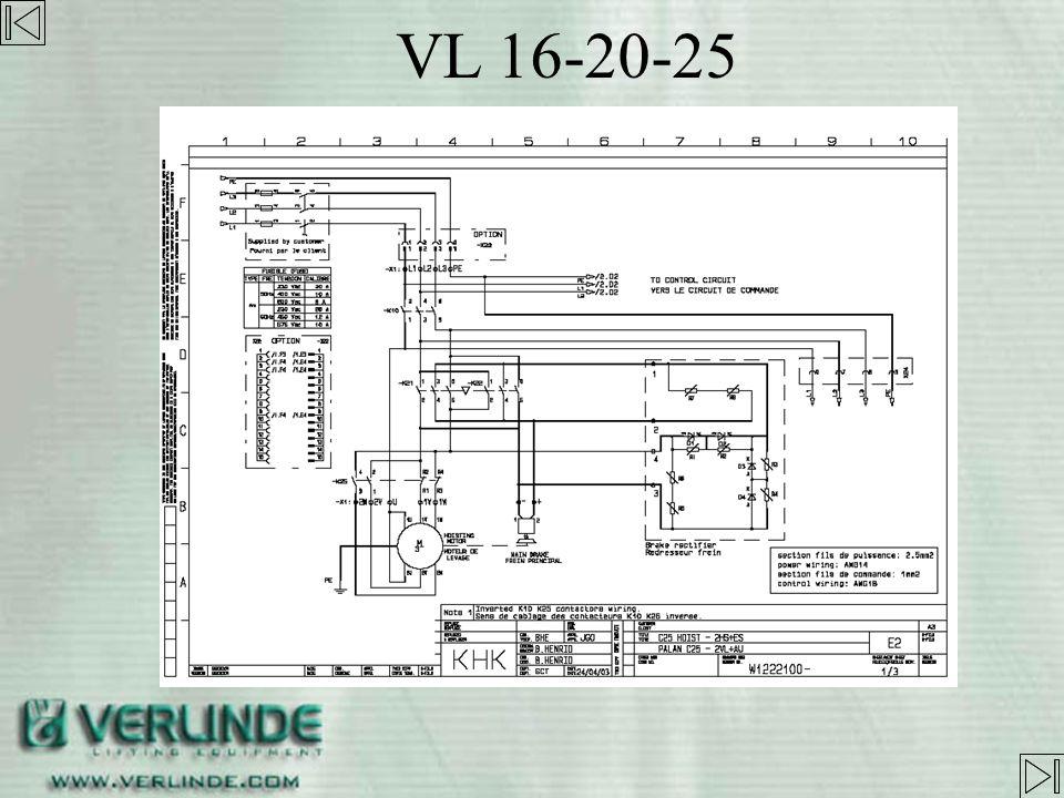 VL 16-20-25