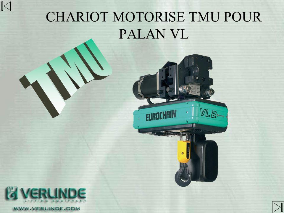 CHARIOT MOTORISE TMU POUR PALAN VL