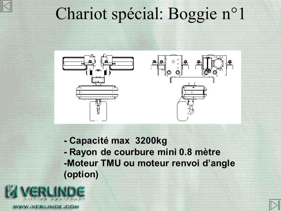 Chariot spécial: Boggie n°1