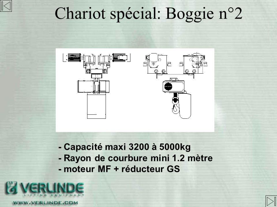 Chariot spécial: Boggie n°2