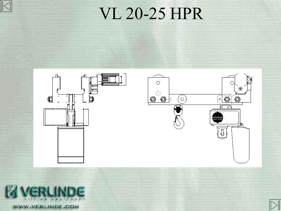 VL 20-25 HPR