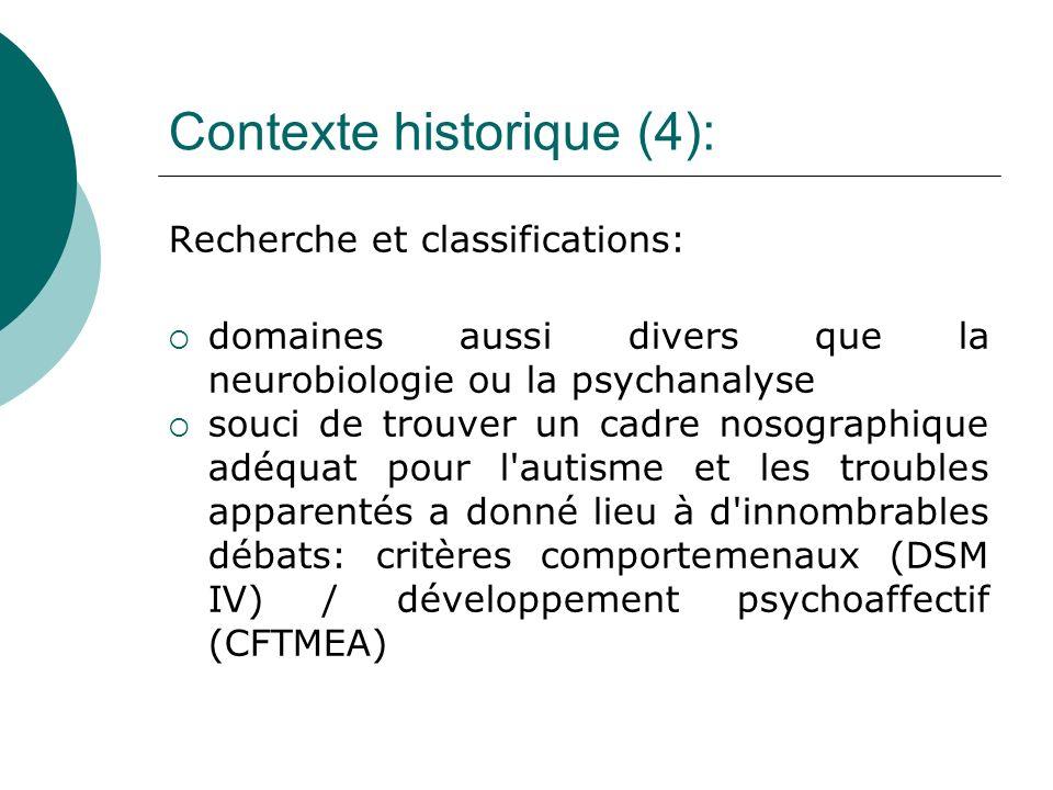 Contexte historique (4):