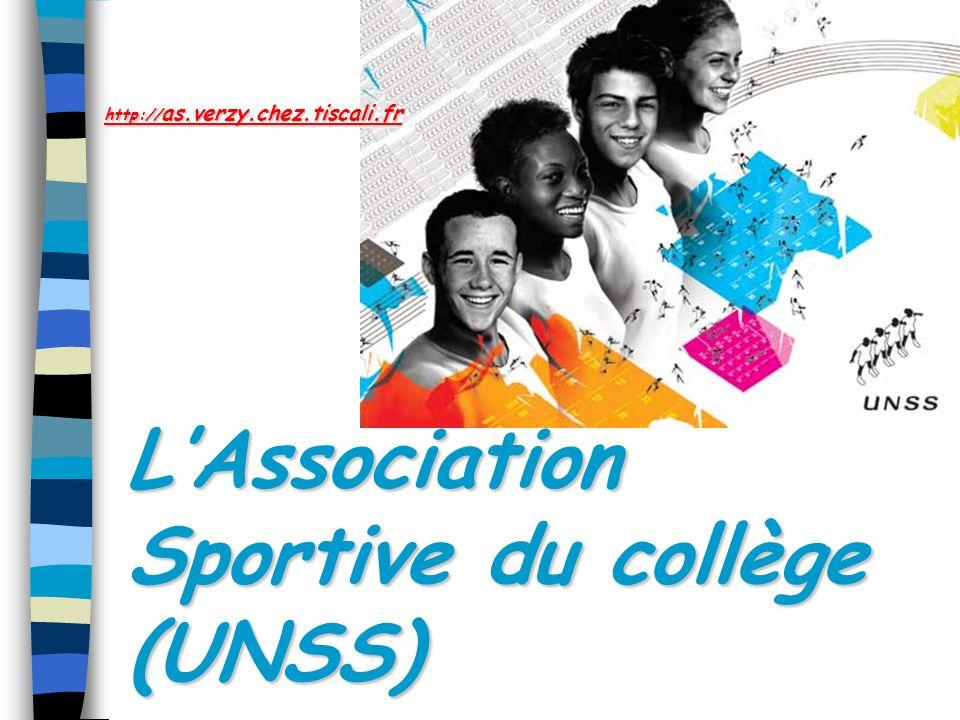 L'Association Sportive du collège (UNSS)