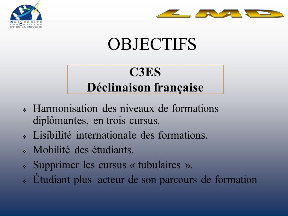Déclinaison française