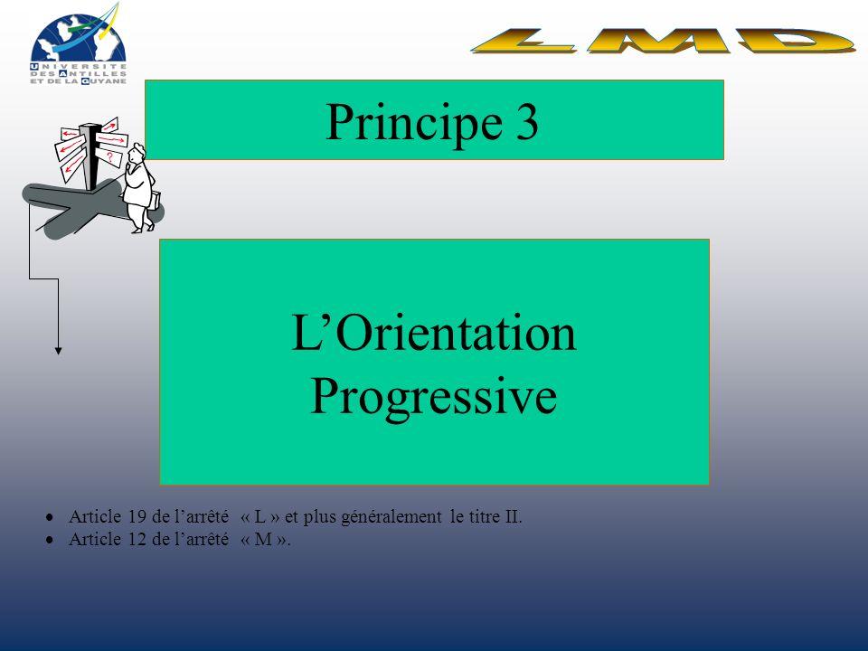 L'Orientation Progressive