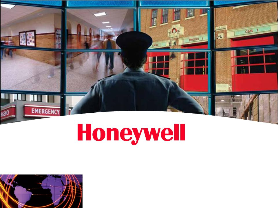 Honeywell Security INEO