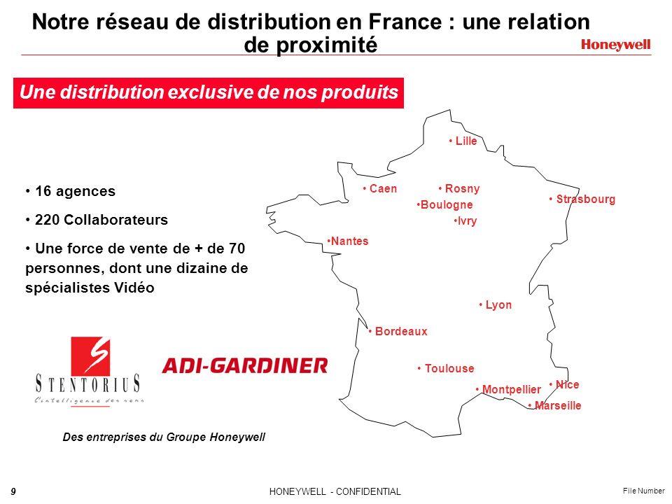 Notre réseau de distribution en France : une relation de proximité