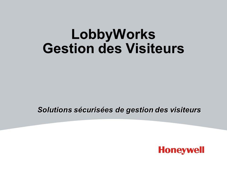 LobbyWorks Gestion des Visiteurs