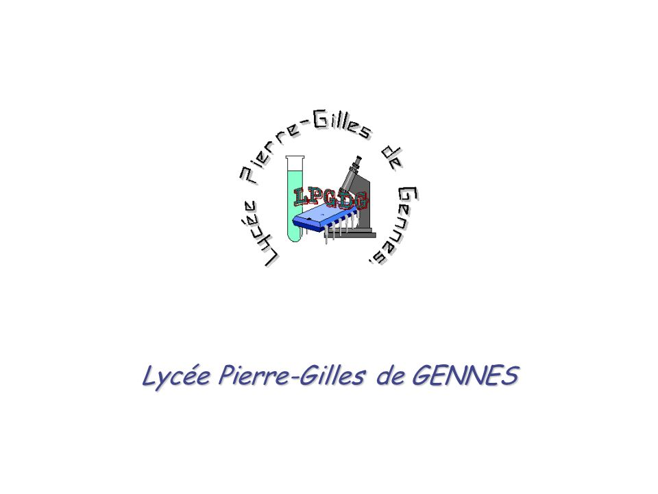 Lycée Pierre-Gilles de GENNES