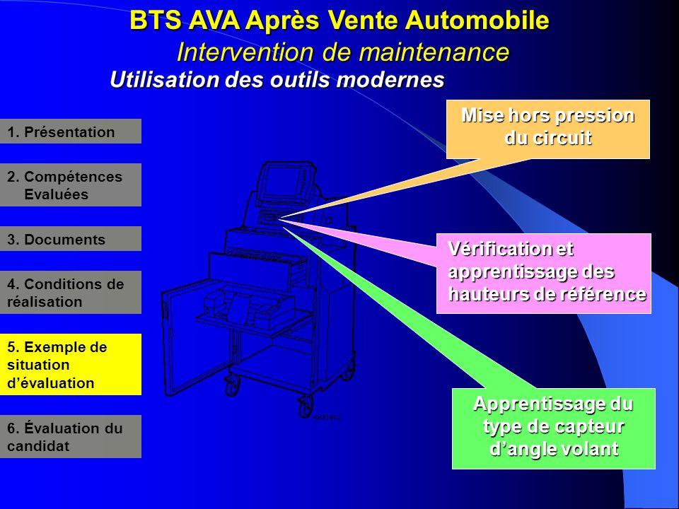 BTS AVA Après Vente Automobile