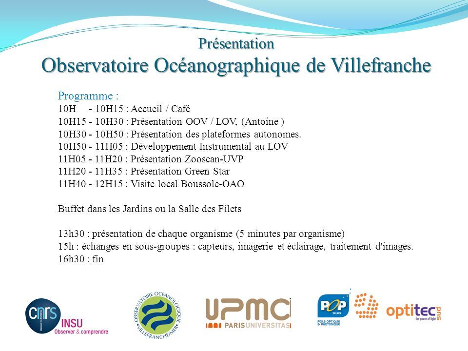 Observatoire Océanographique de Villefranche