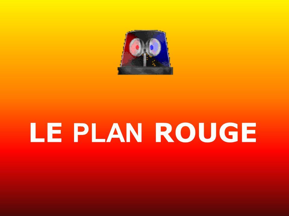LE PLAN ROUGE