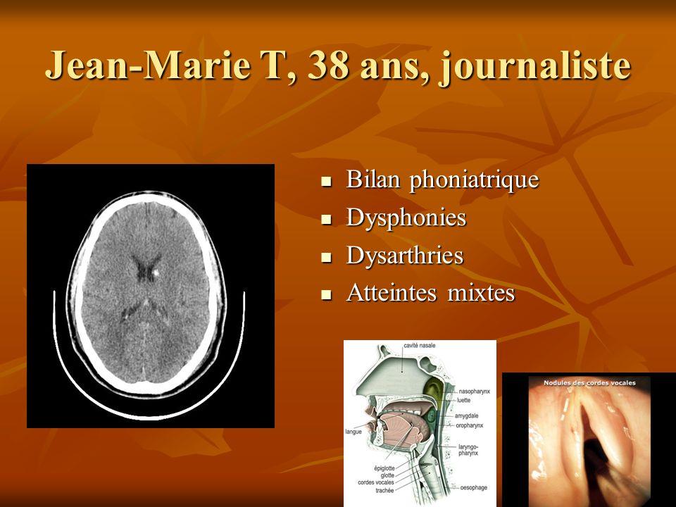 Jean-Marie T, 38 ans, journaliste