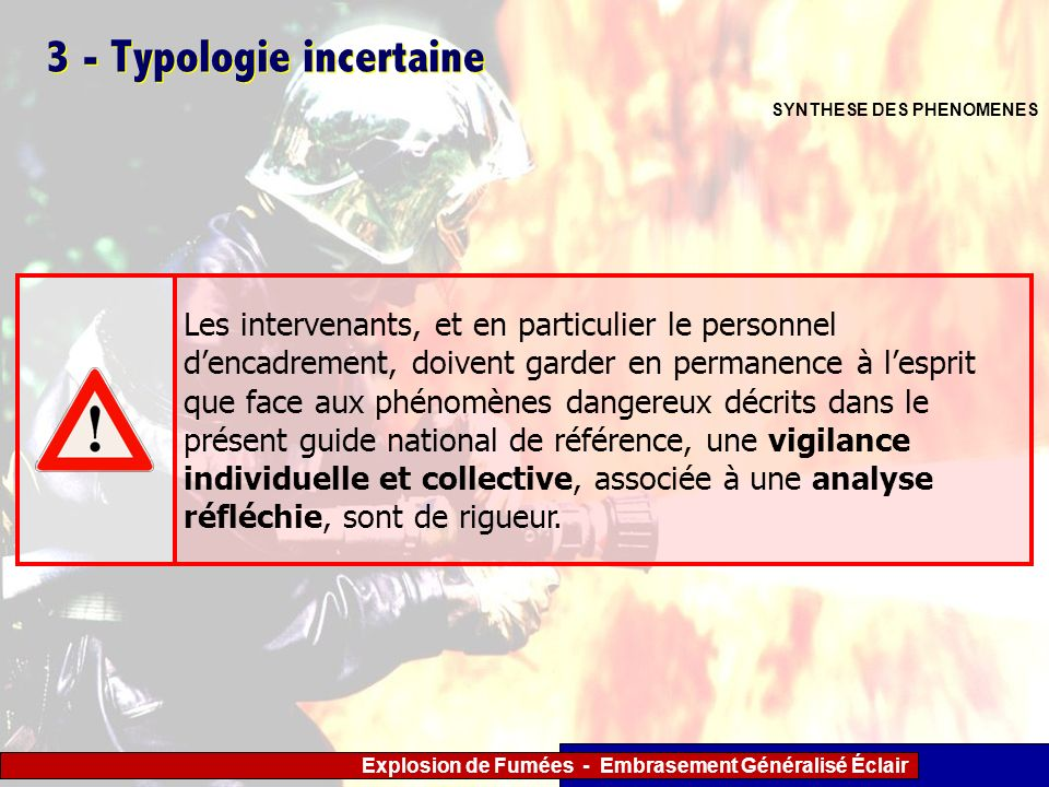 3 - Typologie incertaine