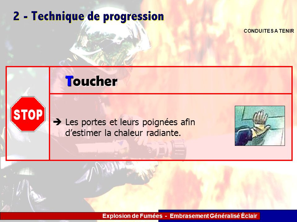 2 - Technique de progression