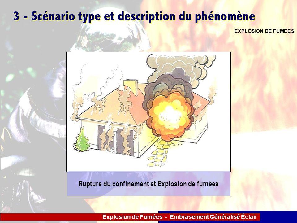 3 - Scénario type et description du phénomène