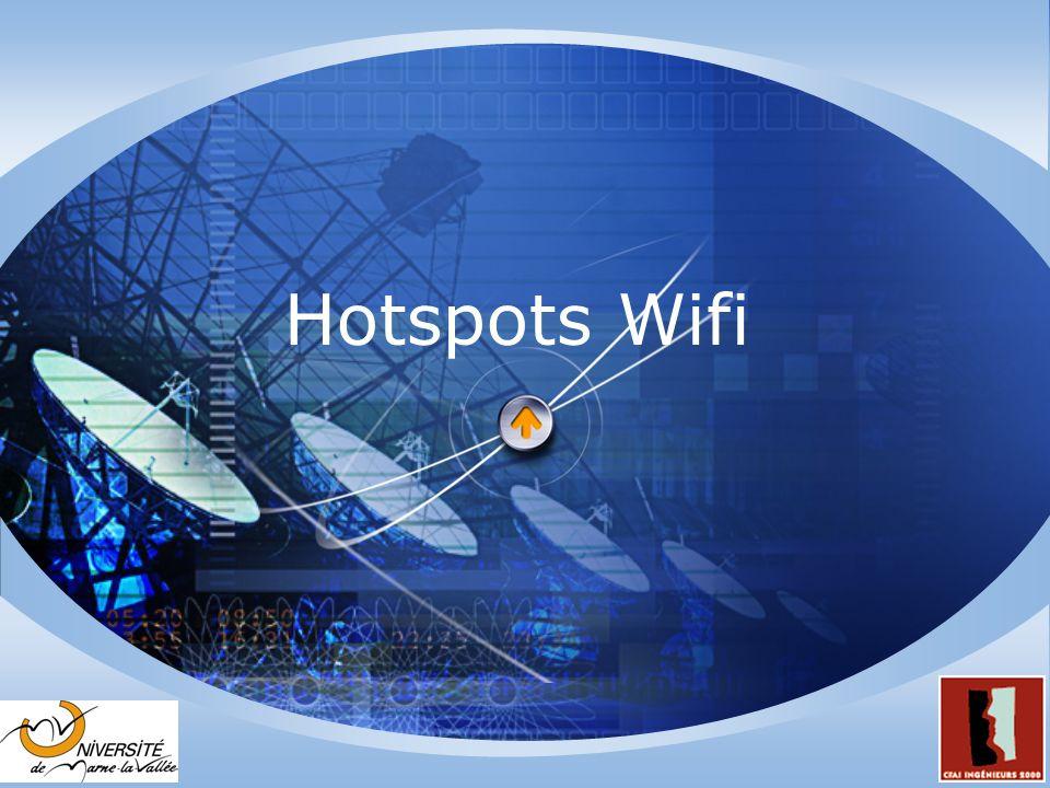 Hotspots Wifi