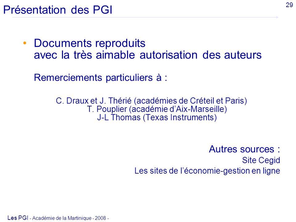 Documents reproduits avec la très aimable autorisation des auteurs