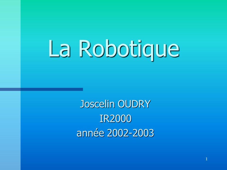 Joscelin OUDRY IR2000 année 2002-2003