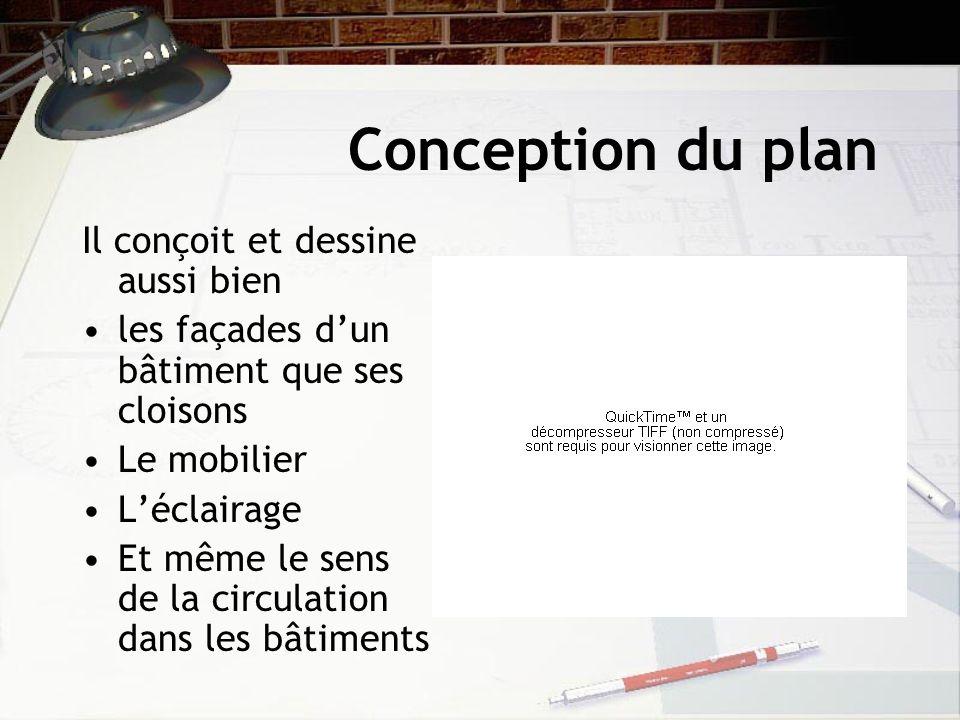 Architecte d int rieur ppt video online t l charger for Conception et bureau du batiment