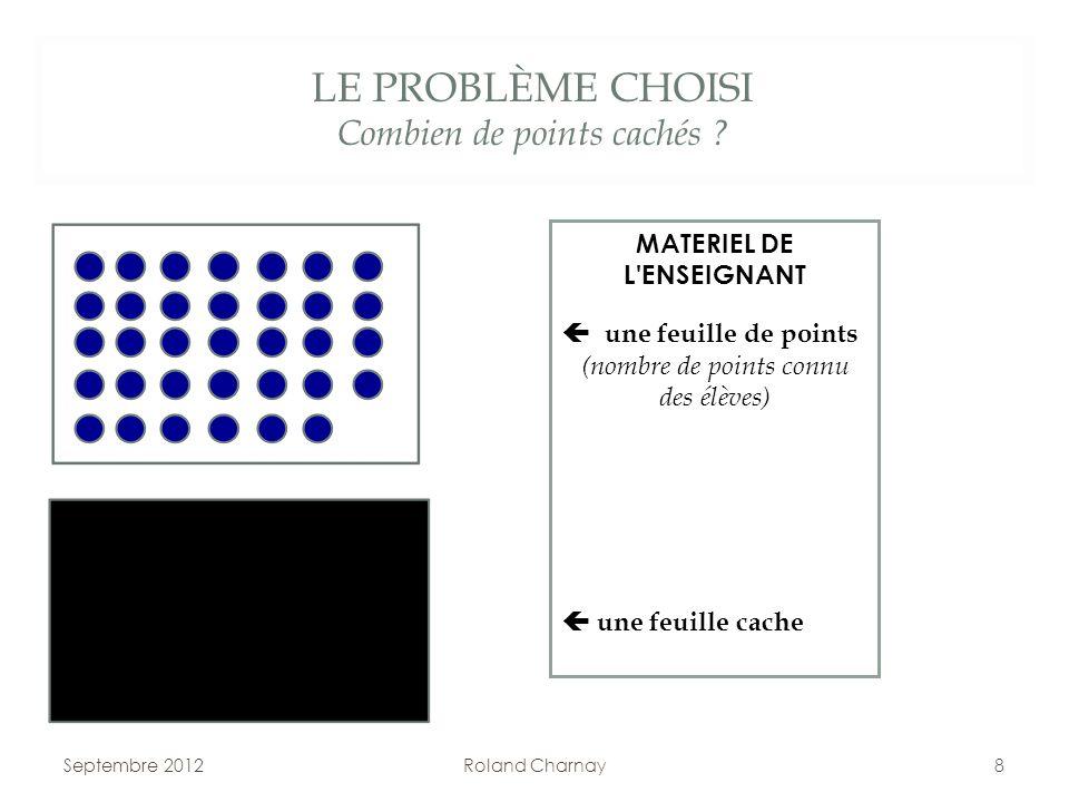 MATERIEL DE L ENSEIGNANT