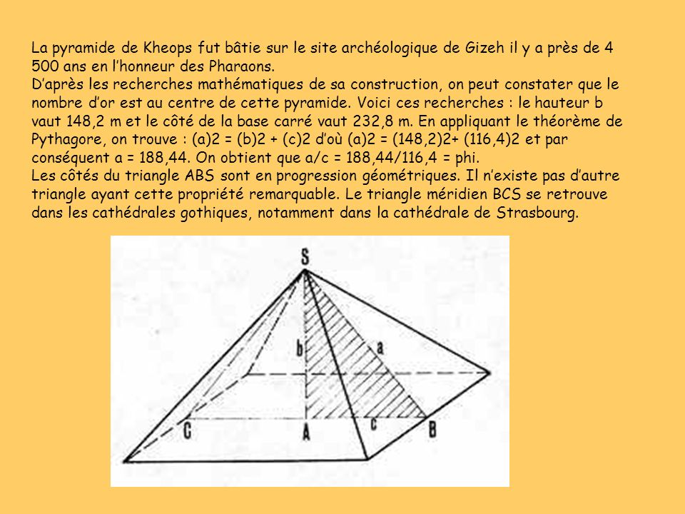 La pyramide de Kheops fut bâtie sur le site archéologique de Gizeh il y a près de 4 500 ans en l'honneur des Pharaons.