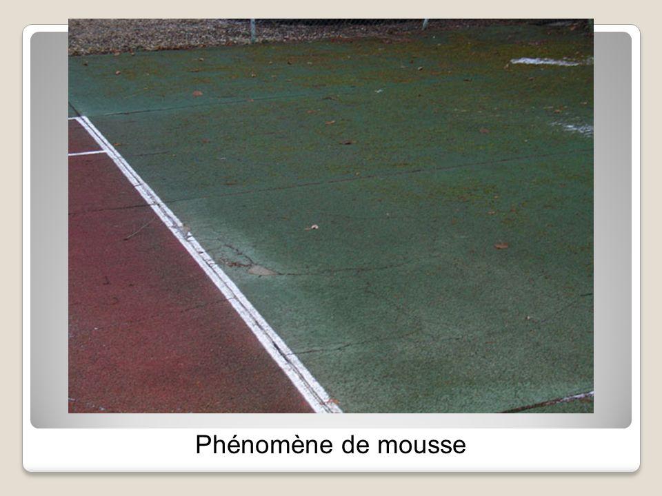 Phénomène de mousse