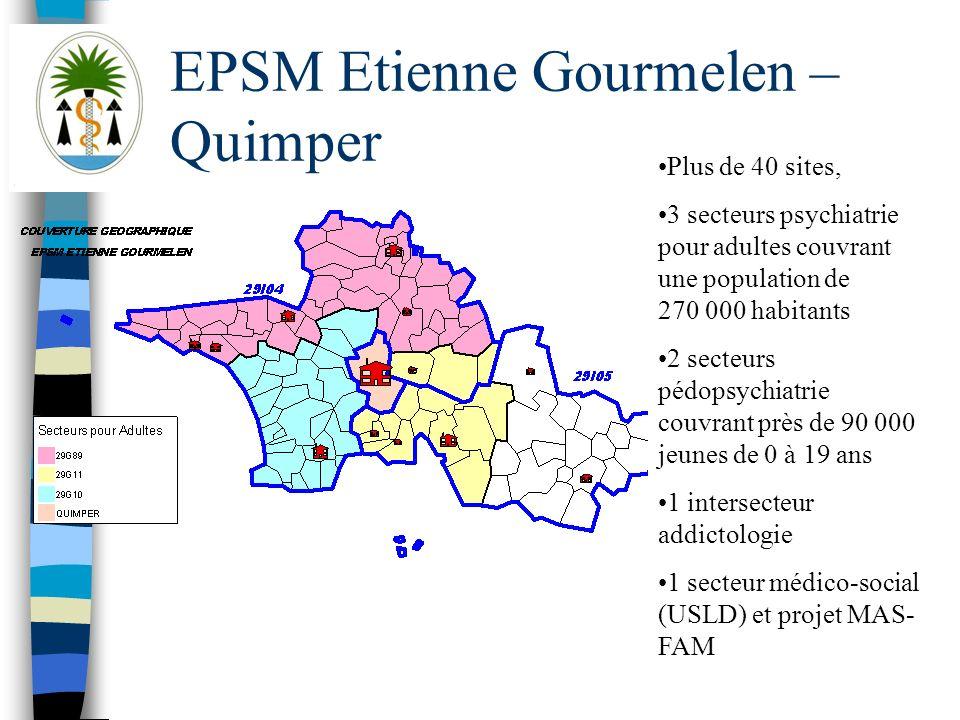 EPSM Etienne Gourmelen – Quimper