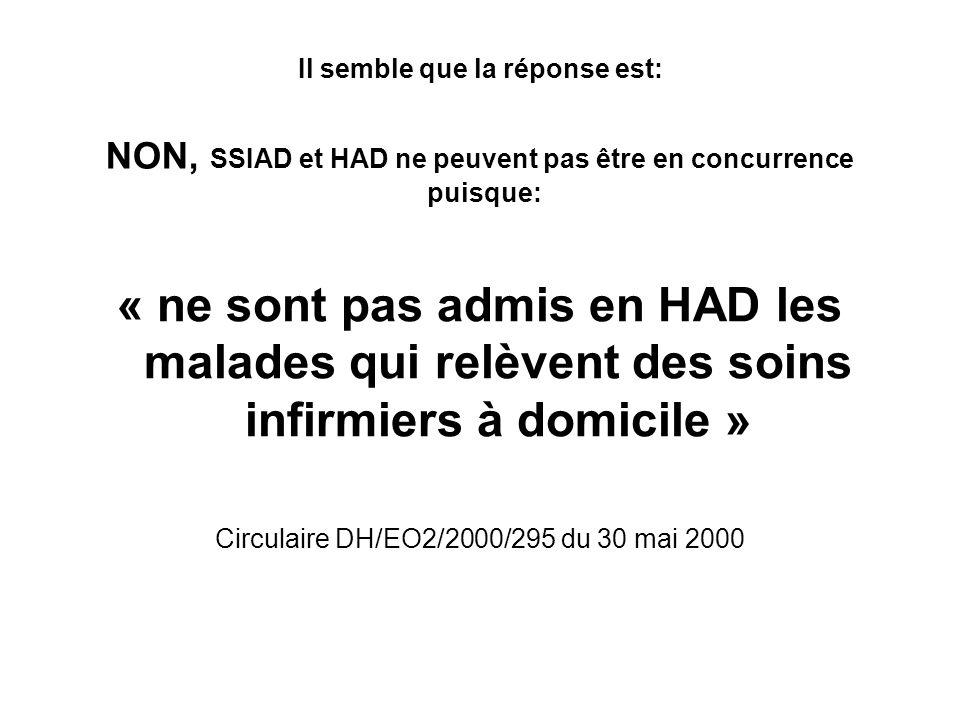 Circulaire DH/EO2/2000/295 du 30 mai 2000