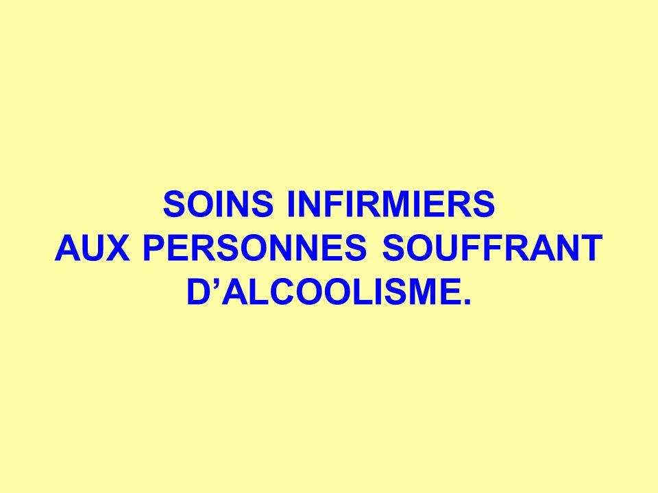 AUX PERSONNES SOUFFRANT