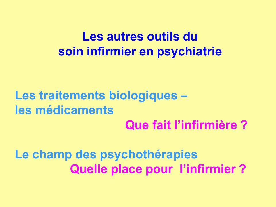 soin infirmier en psychiatrie
