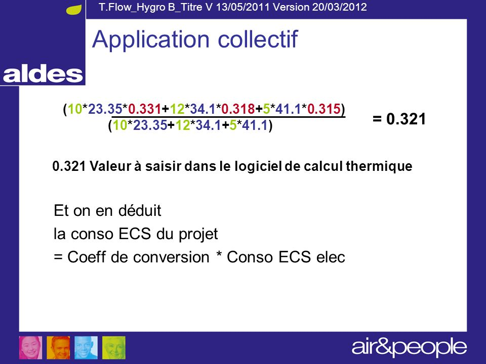 Application collectif
