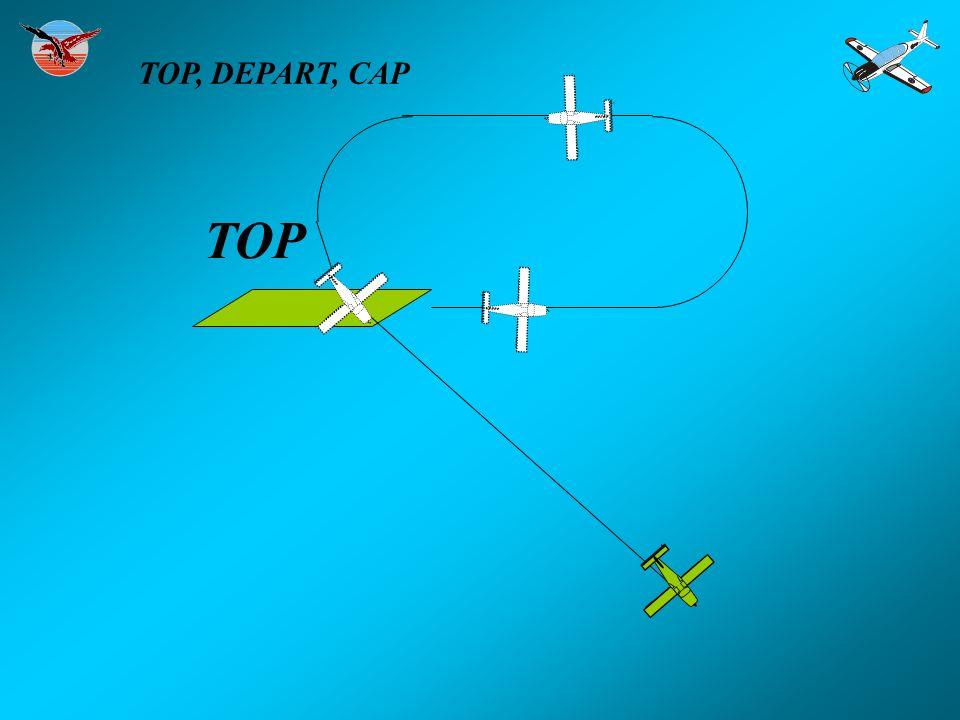 TOP, DEPART, CAP TOP