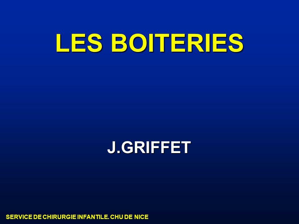 LES BOITERIES J.GRIFFET