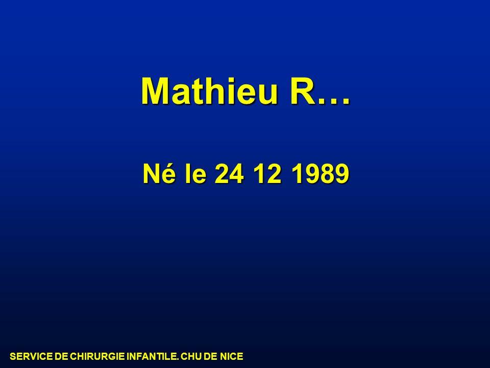 Mathieu R… Né le 24 12 1989
