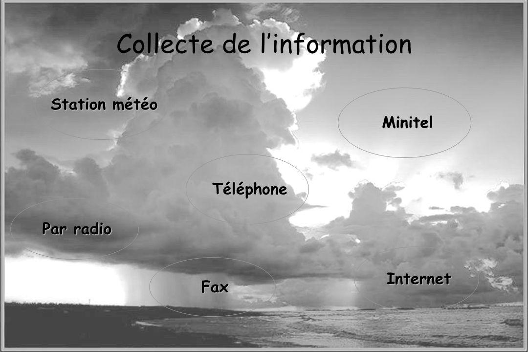 Collecte de l'information