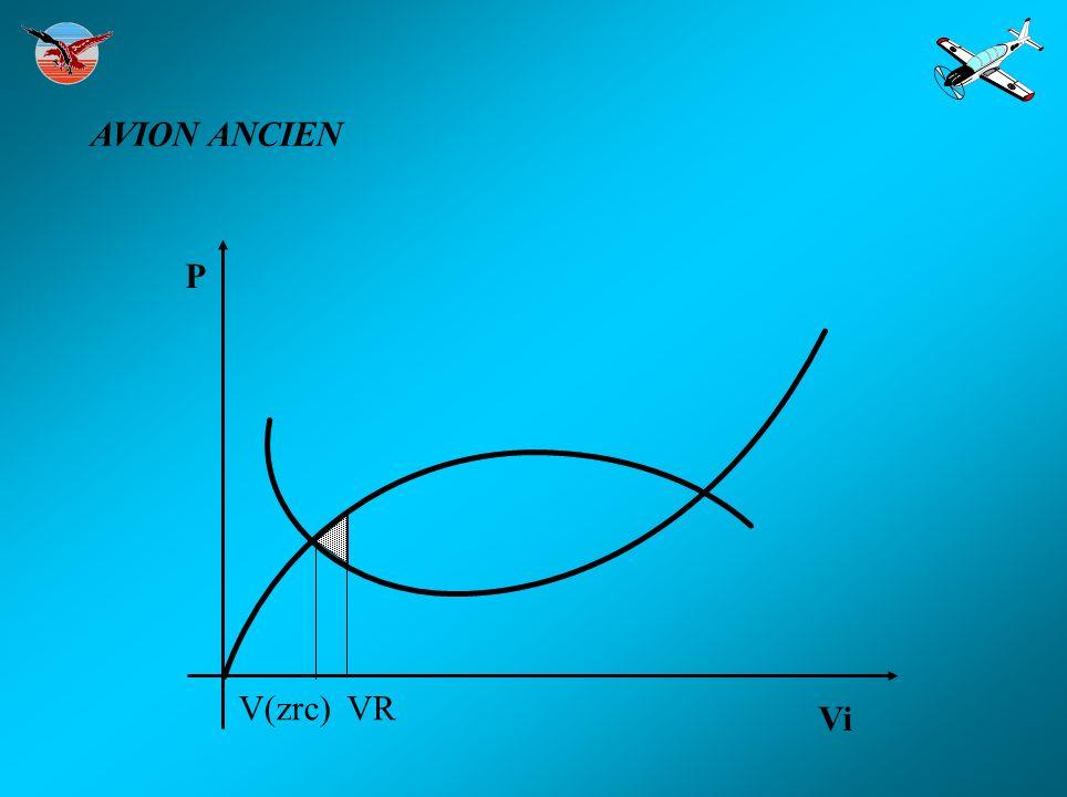 AVION ANCIEN Vi P V(zrc) VR