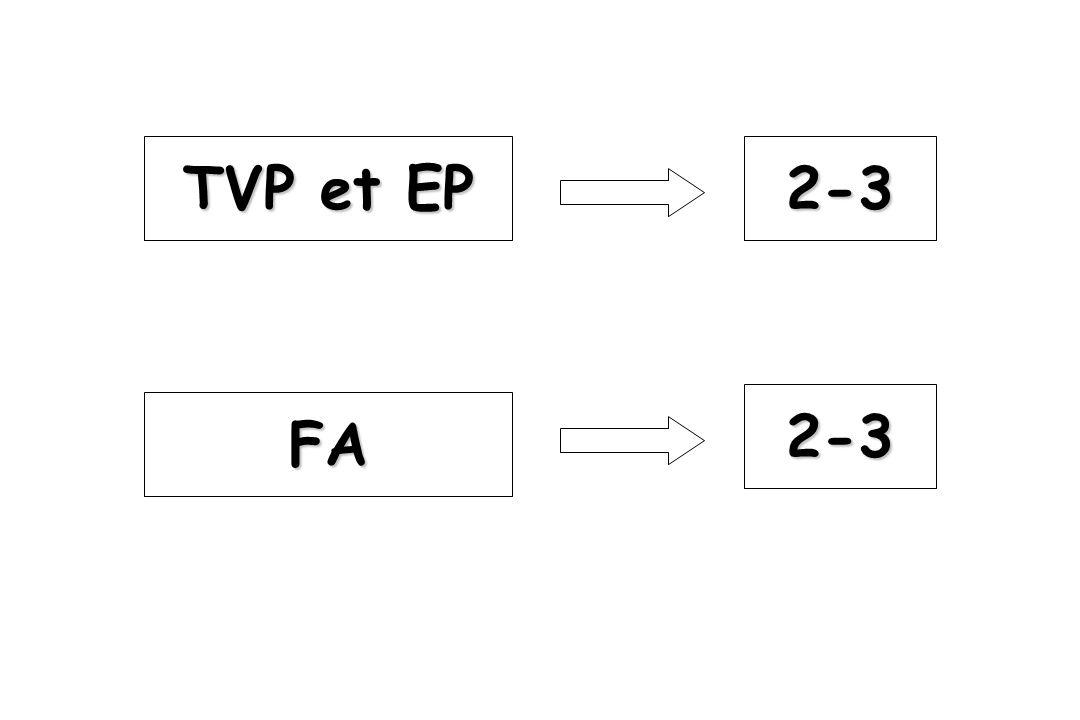 TVP et EP 2-3 2-3 FA