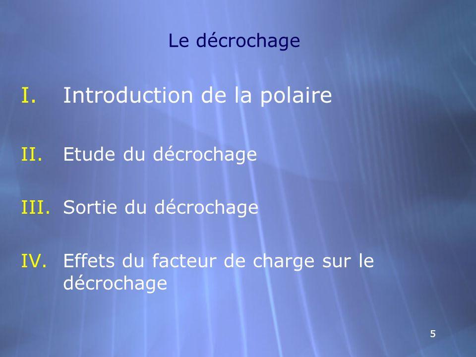 Introduction de la polaire