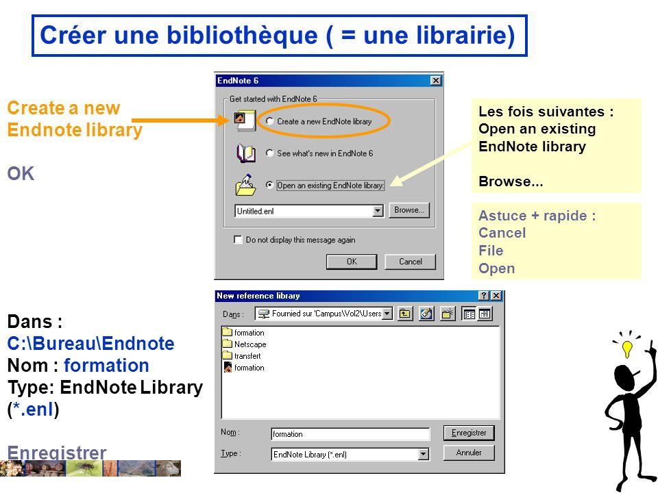Créer une bibliothèque ( = une librairie)