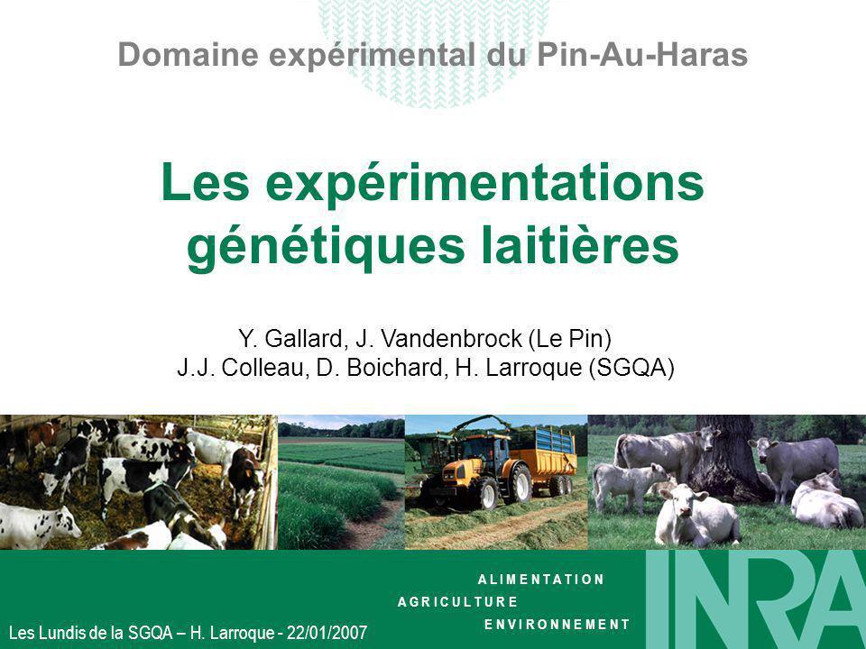 Domaine expérimental du Pin-Au-Haras