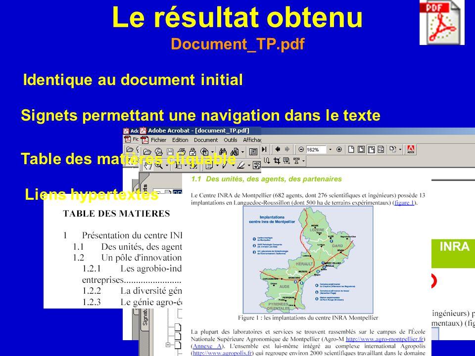 Le résultat obtenu Document_TP.pdf