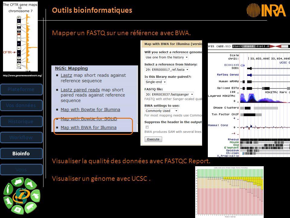 Outils bioinformatiques