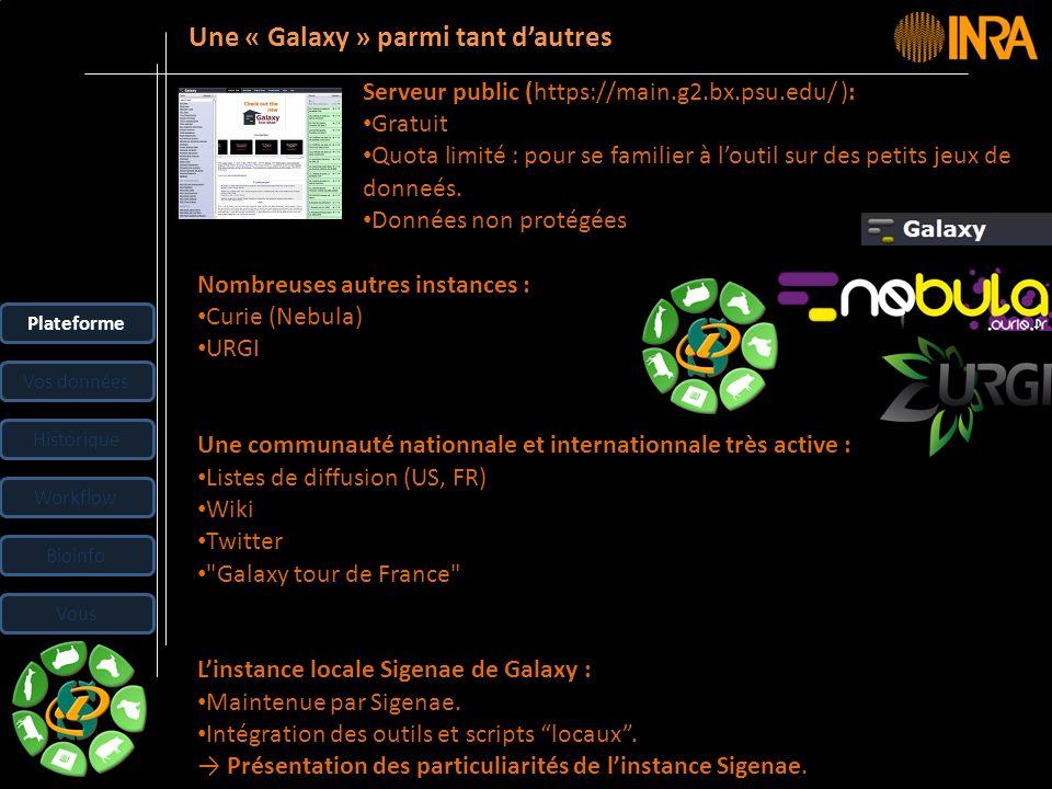 Une « Galaxy » parmi tant d'autres