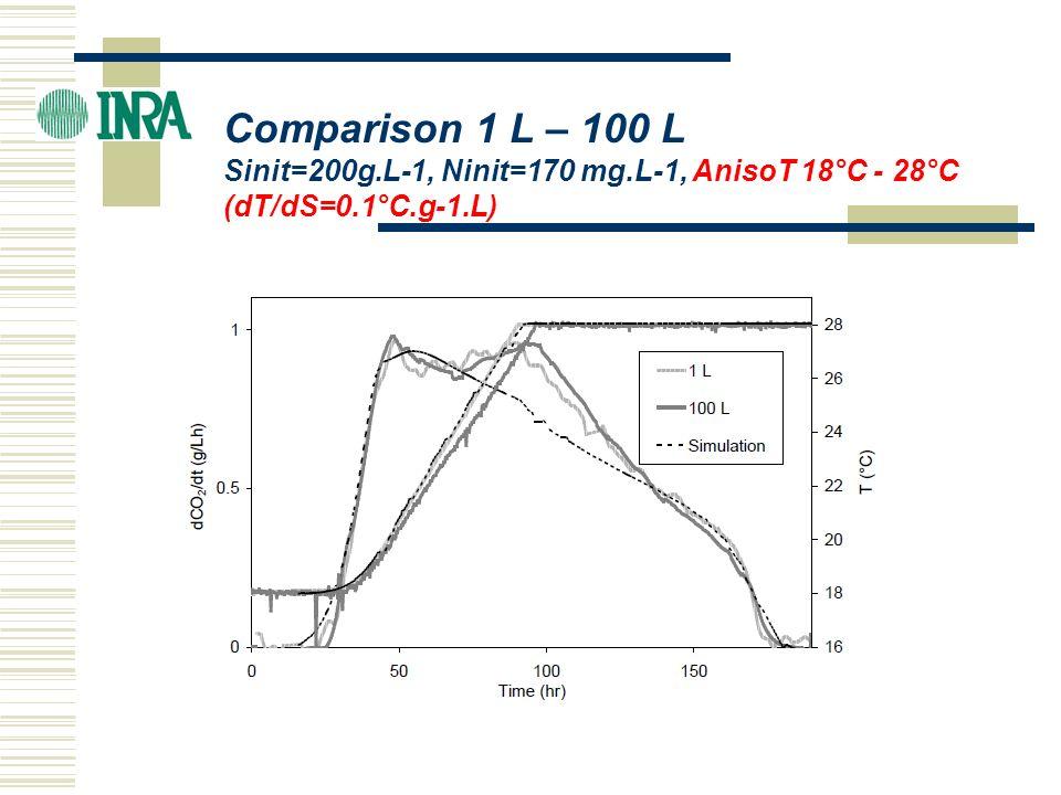 ICBF 2004 Comparison 1 L – 100 L.